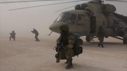 Vídeo: Rusia se apodera de mayor base de EEUU en norte de Siria