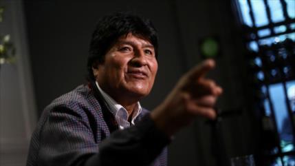 Morales, dispuesto a sacrificar candidatura por la paz en Bolivia