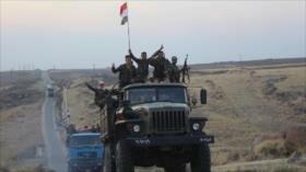Ejército sirio ingresa a zona rica en petróleo controlada por EEUU