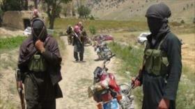 Decenas de terroristas de Daesh se rinden en el este de Afganistán