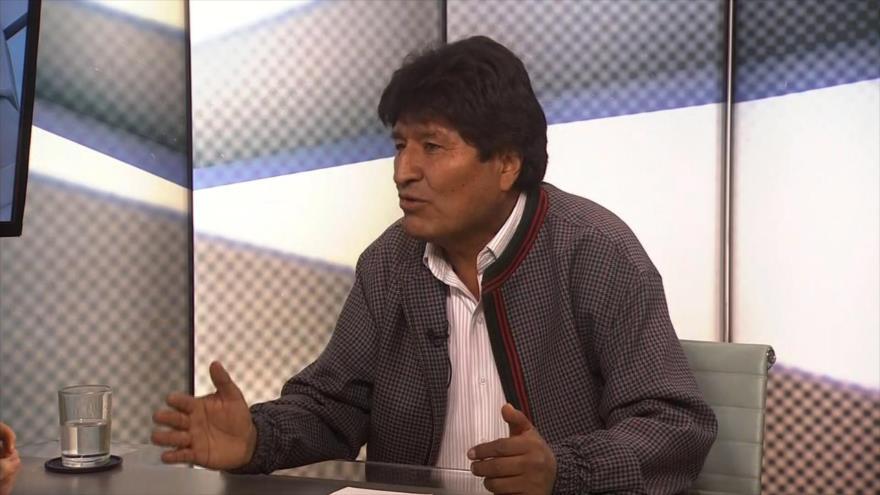Morales: Yo he cumplido con mi tarea, pero la lucha sigue | HISPANTV