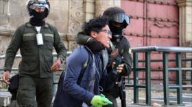 Canciller venezolano repudia masacre en Cochabamba, Bolivia