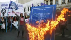 Vídeo: La Constitución chilena, la causa de la turbulencia