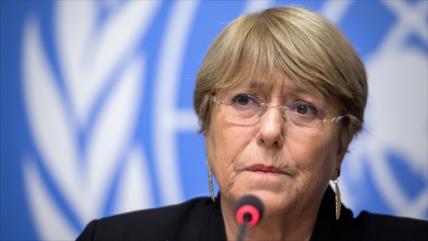 Bachelet alerta que situación en Bolivia puede salirse de control