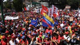 Venezuela vive jornada de protesta en apoyo y rechazo a Maduro
