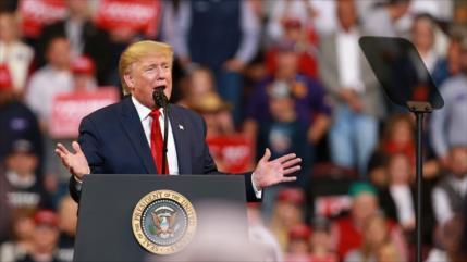 Revelan 45 mentiras de Trump sobre su impeachment y Ucrania