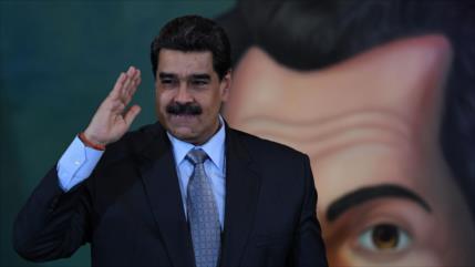"""Maduro celebra """"victoria"""" ante nuevo intento de golpe de EEUU"""