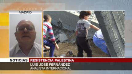 """""""Unidad de palestinos obligó a Israel aceptar el alto al fuego"""""""