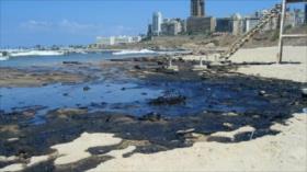 ONU insta a Israel a indemnizar a El Líbano por derrame de crudo