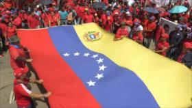 Entrevista a Adriana Salvatierra. Apoyo a Maduro. Crisis en Chile