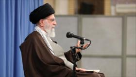 El Líder de Irán advierte del afán de crear inseguridad en el país