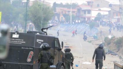 CIDH: Cifra de muertos en protestas en Bolivia sube a 23