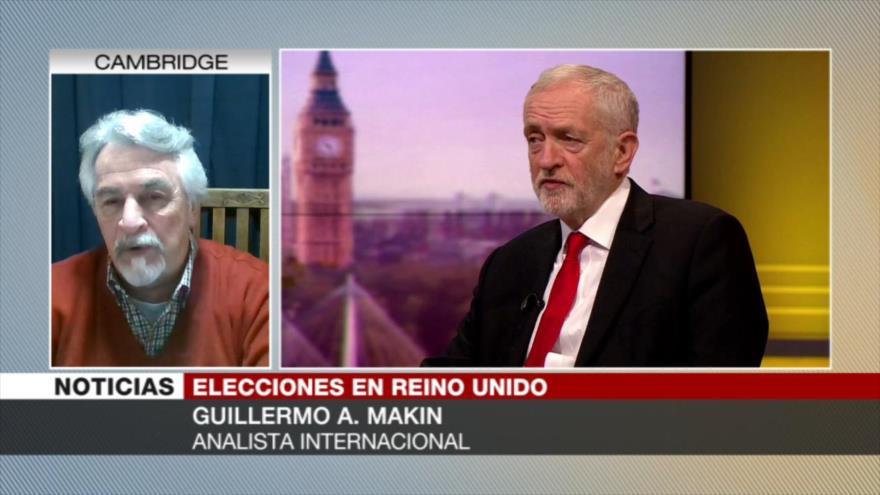 Makin: Laborismo británico podría formar un Gobierno en minoría