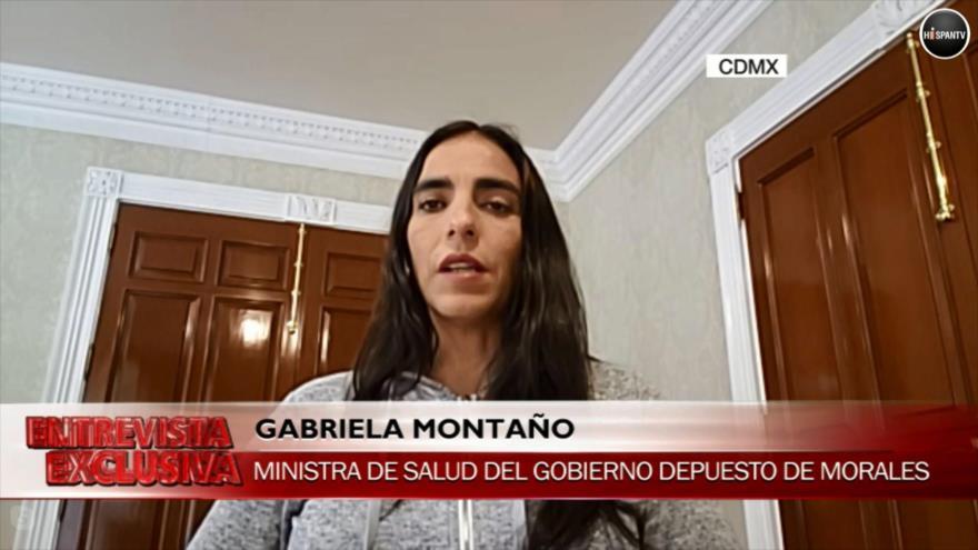 Montaño: Golpistas cometieron acciones de sicariato en Bolivia | HISPANTV