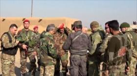 Avances de tropas sirias. Comicios británicos. Complot en Venezuela