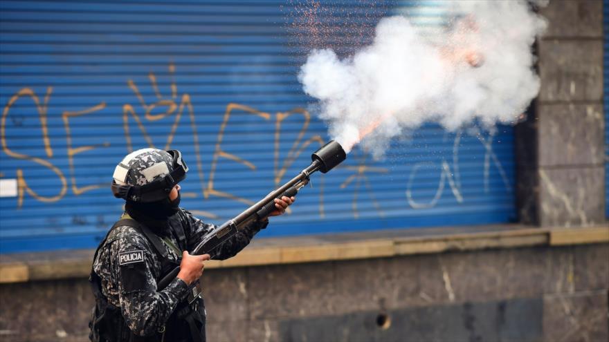 Represión de militares lleva a Bolivia a un callejón sin salida