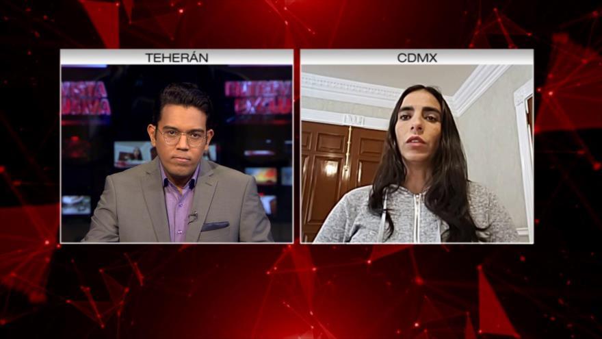 Entrevista Exclusiva: Gabriela Montaño