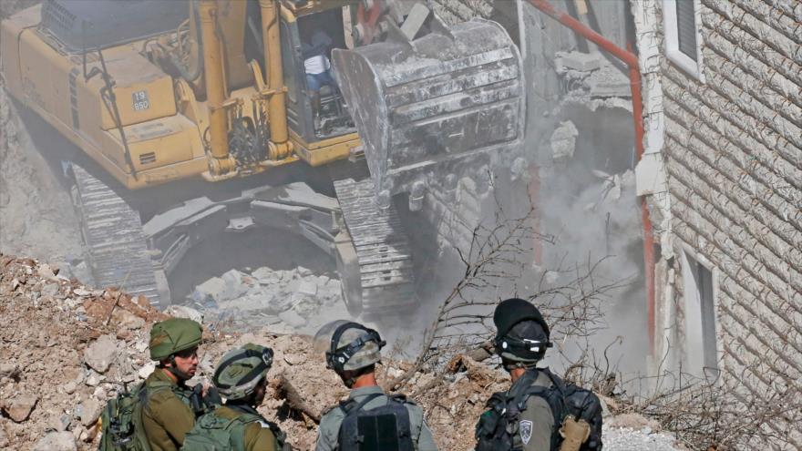 Israel destruye otras 140 casas en la Palestina ocupada