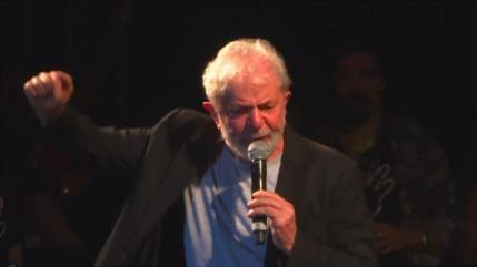 """Lula acusa a Bolsonaro de """"destruir el país"""" y """"fomentar el odio"""""""
