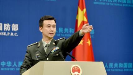 Pekín exige a EEUU evitar tensiones en el mar de China Meridional
