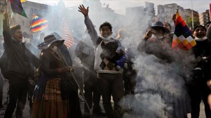 """Venezuela critica a la ONU por ignorar la """"masacre"""" en Bolivia"""