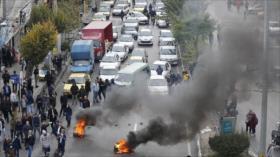 Rusia culpa a 'fuerzas extranjeras' de disturbios en Irán