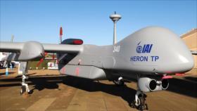 La India planea comprar 'versión armada' de drones israelíes