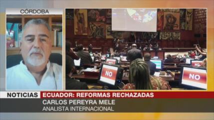 Pereyra: Reformas de Moreno son los propios proyectos del FMI