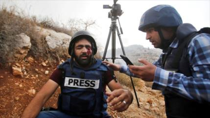 HAMAS: Israel apunta contra periodistas para tapar sus crímenes