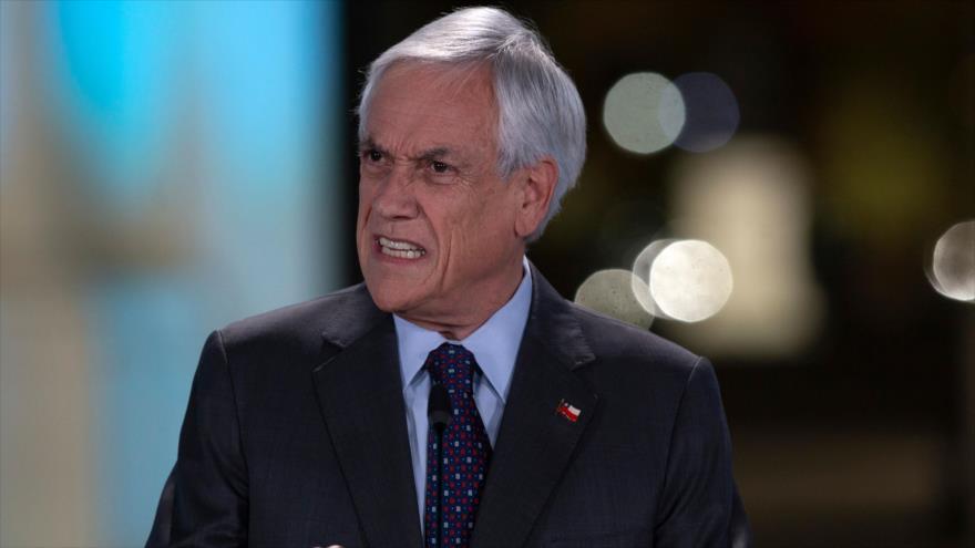 Sondeo: 85 % de chilenos reprueba gestión de Piñera | HISPANTV