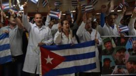 Pompeo celebra repatriación de funcionarios cubanos de Bolivia