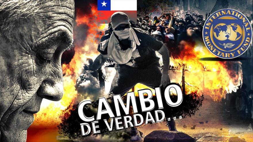 Detrás de la Razón: Modelo de EEUU; dictadura en Chile y sumisión al capital