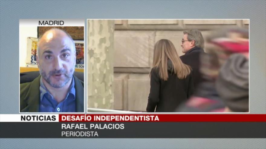 """""""Si condena a Torra es leve, independentistas apoyarían a Sánchez"""""""