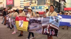 Madres buscan a sus hijos migrantes desaparecidos en México