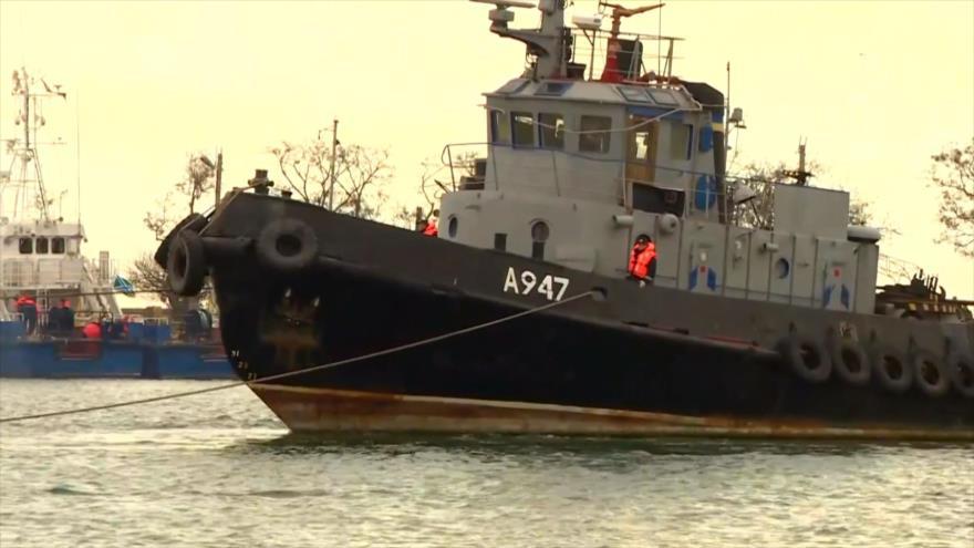 Retorno de barcos allana camino hacia paz entre Rusia y Ucrania
