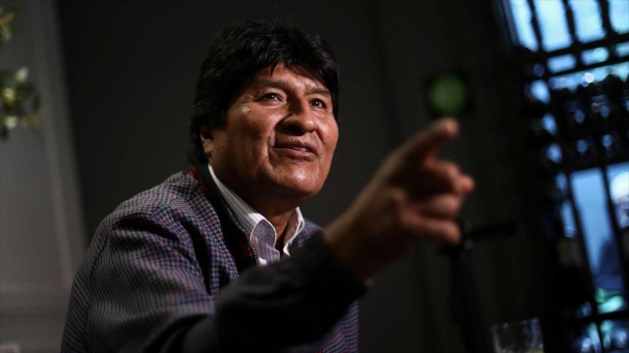 Morales: Mesa y Áñez temen que yo vuelva para pacificar el país | HISPANTV