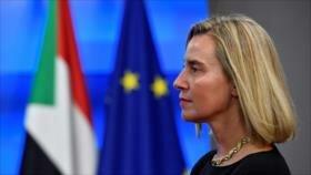 UE reafirma ilegalidad de colonias israelíes tras anuncio de EEUU