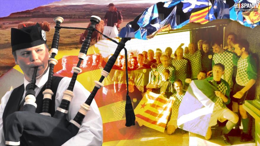 Más allá de Cataluña: Los desafíos independentistas de Europa; Escocia