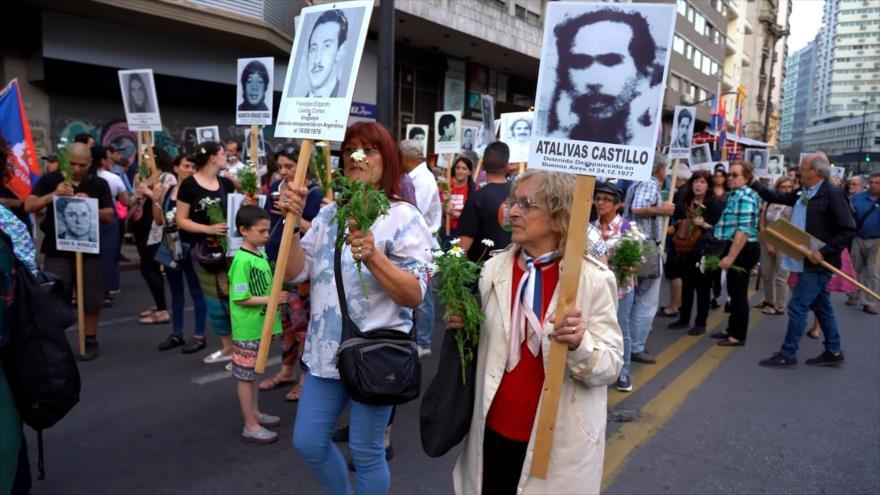 Se realizó en Montevideo la Marcha de las Margaritas