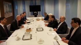 """Irán dará más pasos si Europa sigue sin garantizar sus intereses"""