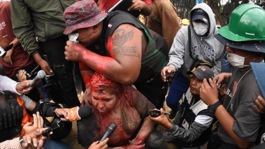 Morales denuncia proceso para criminalizar a sus simpatizantes | HISPANTV