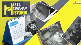 """Esta Semana en la Historia: Batalla del Ebro. Masacre """"la calle Juan B. Justo"""". Revolución mexicana. Día Mundial de la Televisión."""