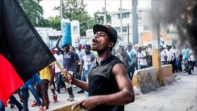 Protesta en Haití contra Gobierno de Jovenel Moise deja 4 heridos