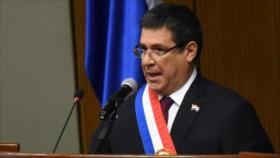 Brasil pide la captura de expresidene paraguayo por corrupción