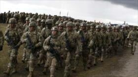 EEUU multiplicará por diez su contingente militar en Polonia