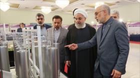 Rusia y Francia repudian sanciones de EEUU a planta nuclear iraní