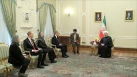 'Reducción de los compromisos de Irán está en el marco del JCPOA'