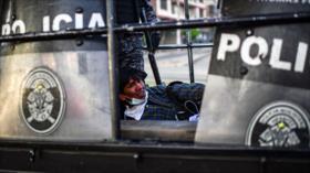 Morales critica a los militares y pide que no repriman al pueblo
