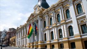Suspenden sesión de Asamblea Legislativa sobre renuncia de Morales