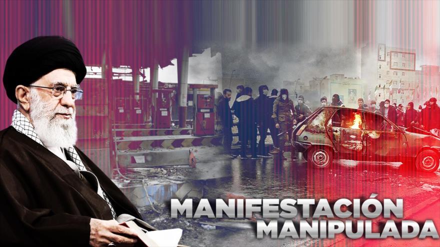 Detrás de la Razón: Protestas en Irán, acusan a EEUU
